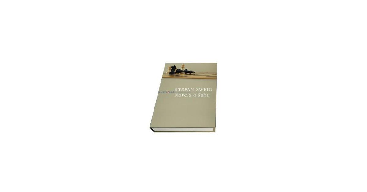 Novela o šahu - Stefan Zweig   Fundacionsinadep.org