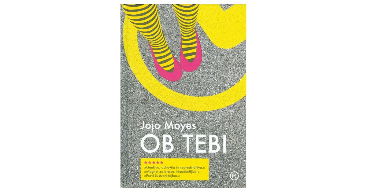 Ob tebi - Jojo Moyes | Fundacionsinadep.org