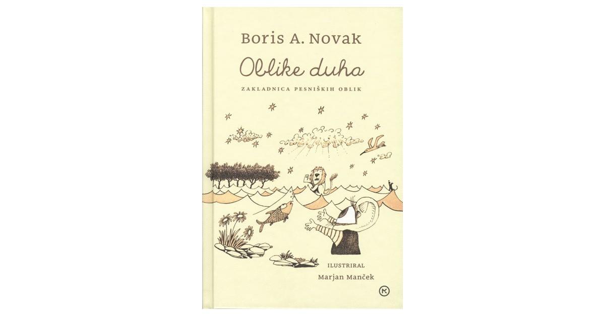 Oblike duha - Boris A. Novak | Fundacionsinadep.org