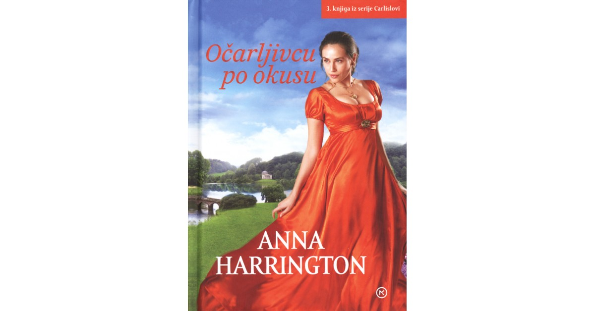 Očarljivcu po okusu - Anna Harrington | Fundacionsinadep.org