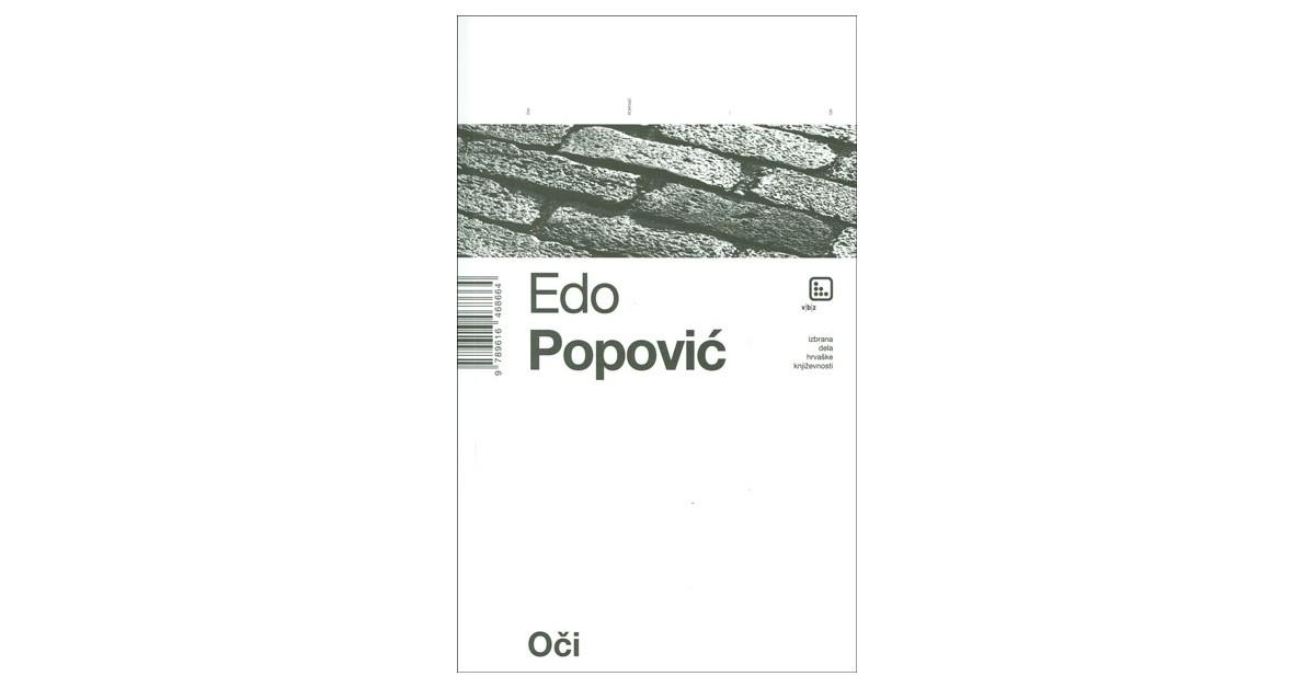 Oči - Edo Popović | Fundacionsinadep.org