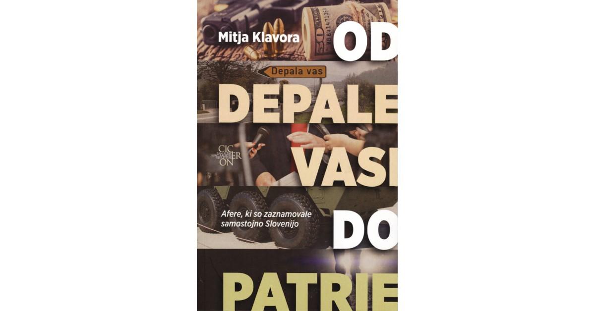 Od Depale vasi do Patrie - Mitja Klavora   Fundacionsinadep.org