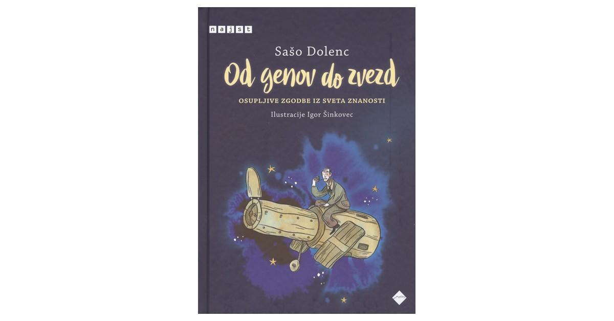 Od genov do zvezd - Sašo Dolenc | Menschenrechtaufnahrung.org