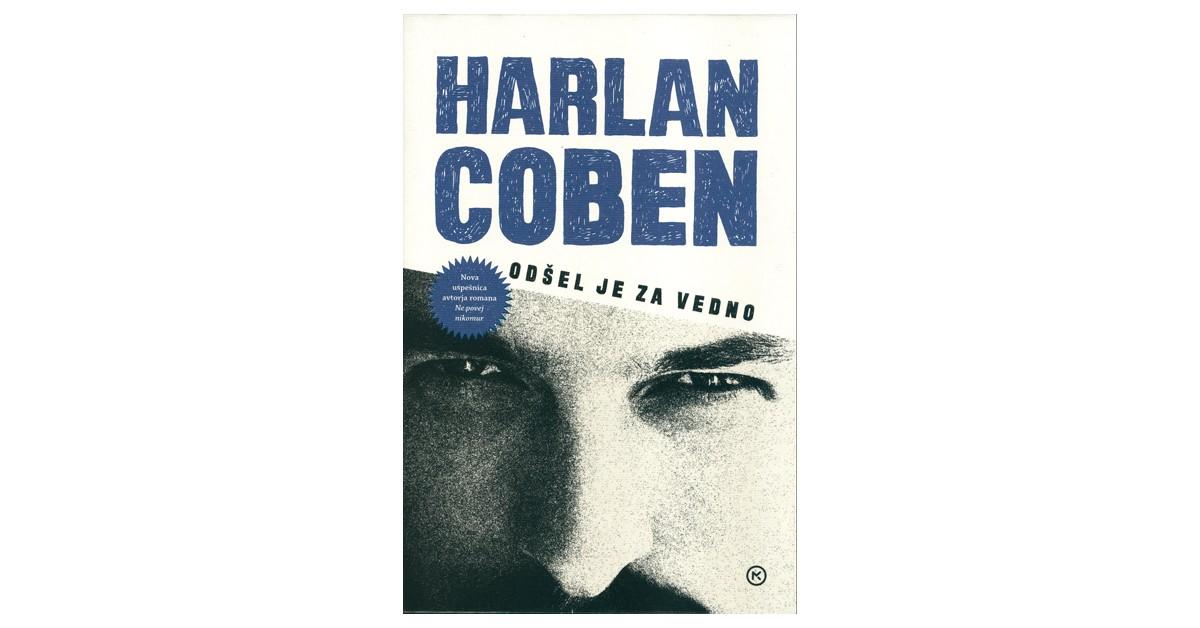 Odšel je za vedno - Harlan Coben | Menschenrechtaufnahrung.org