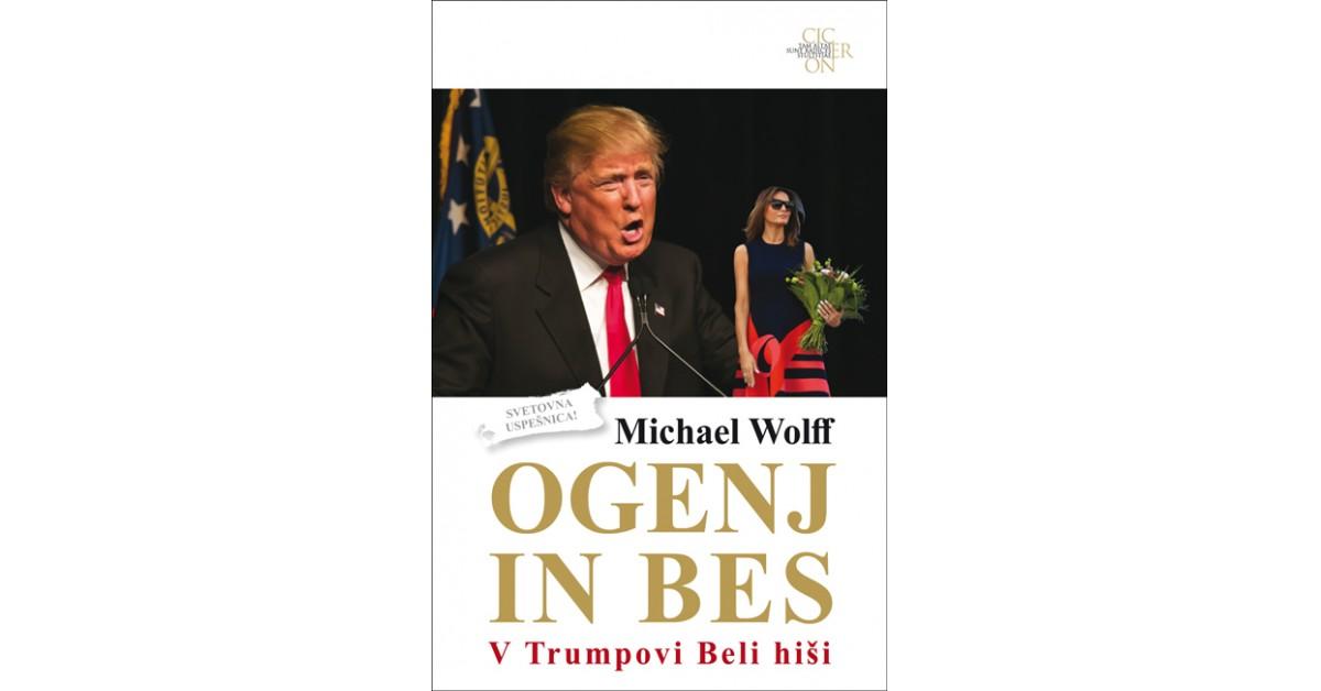 Ogenj in bes - Michael Wolff | Menschenrechtaufnahrung.org