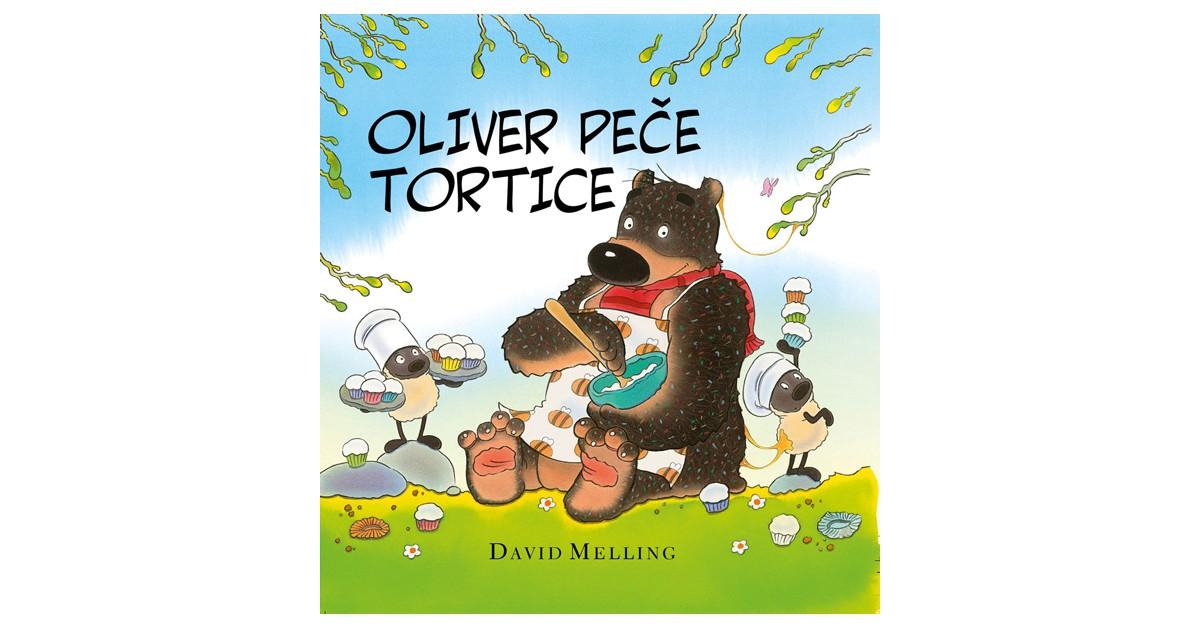 Oliver peče tortice - David Melling | Fundacionsinadep.org