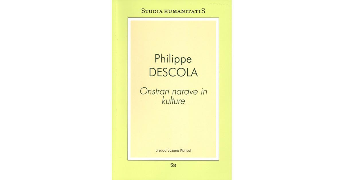 Onstran narave in kulture - Philippe Descola | Menschenrechtaufnahrung.org