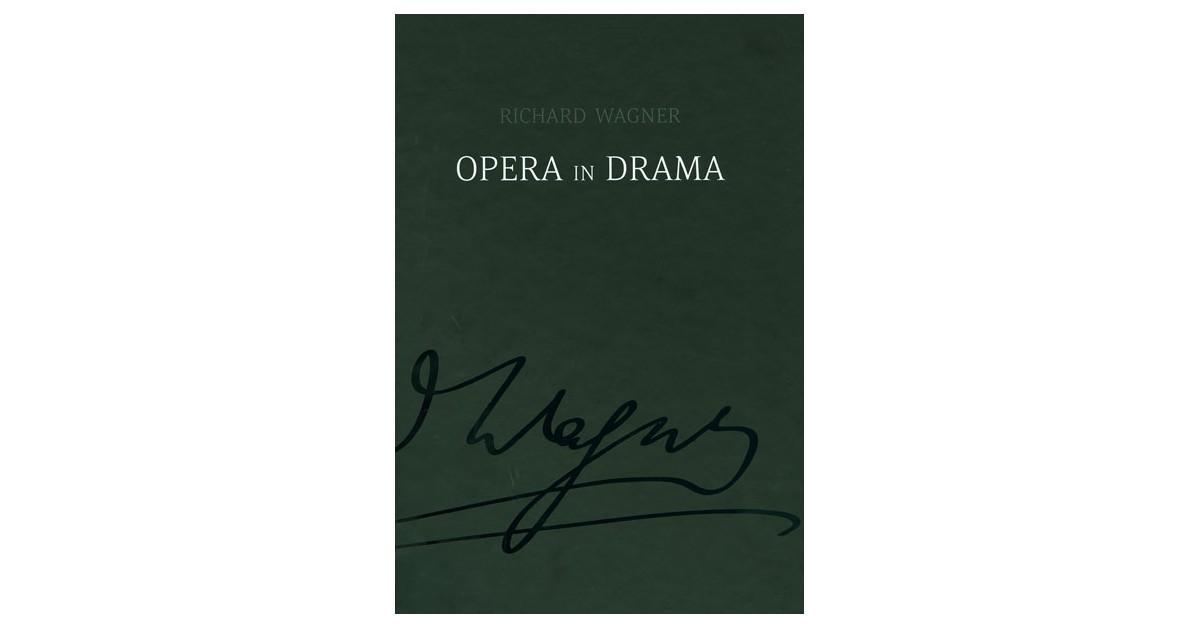 Opera in drama - Richard Wagner   Menschenrechtaufnahrung.org