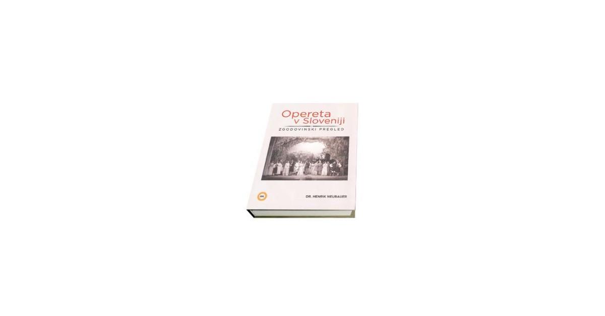 Opereta v Sloveniji - Henrik Neubauer   Fundacionsinadep.org