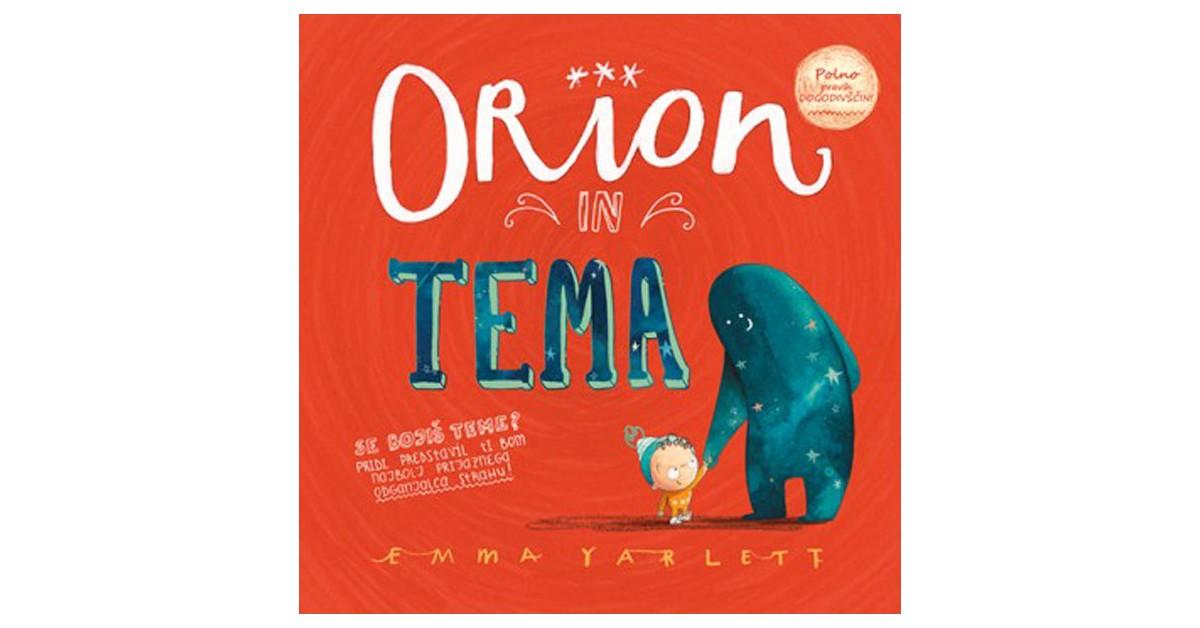 Orion in Tema - Emma Yarlett   Menschenrechtaufnahrung.org