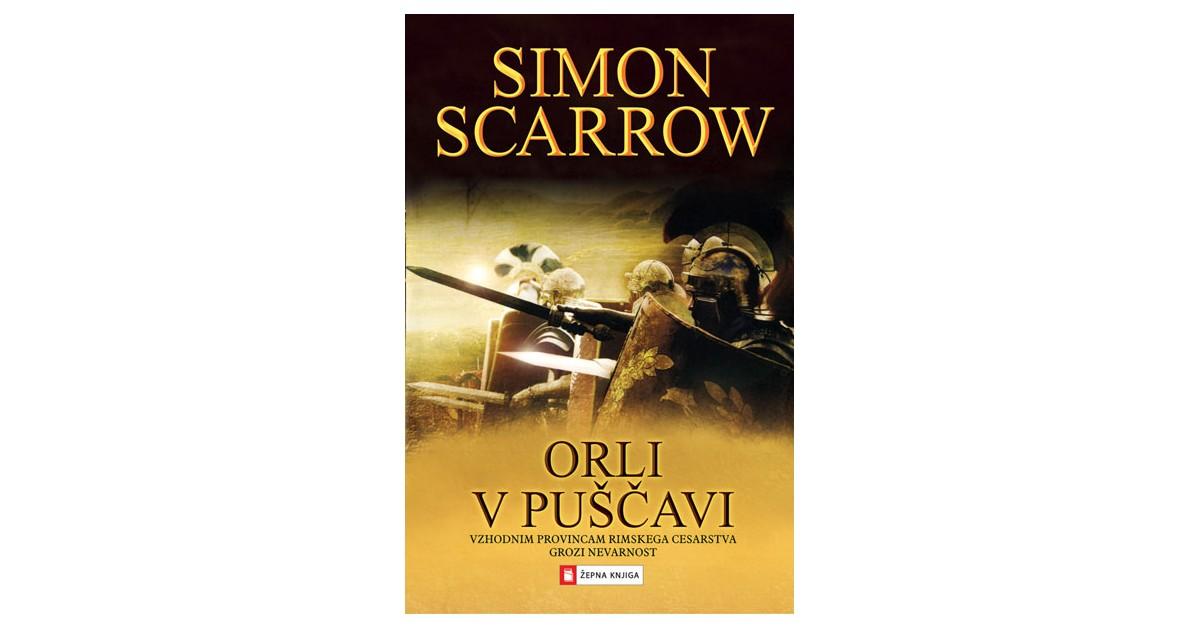 Orli v puščavi - Simon Scarrow | Menschenrechtaufnahrung.org