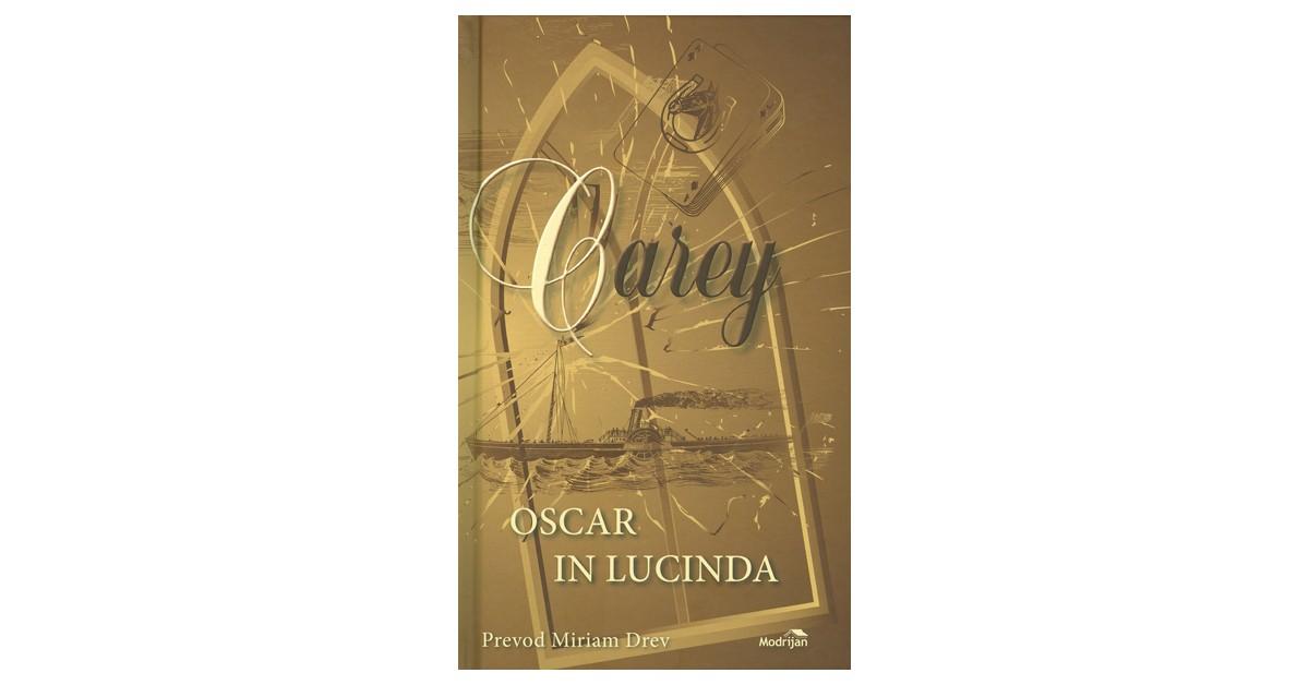 Oscar in Lucinda - Peter Carey   Fundacionsinadep.org