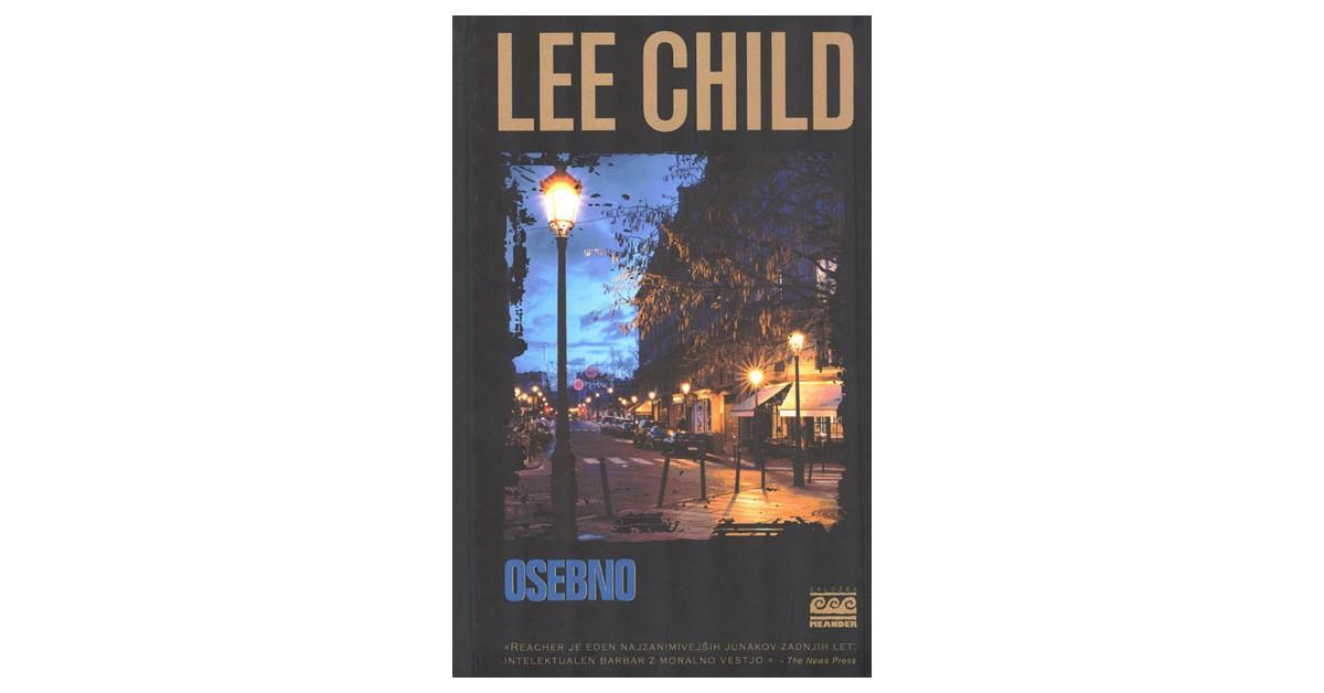 Osebno - Lee Child | Menschenrechtaufnahrung.org