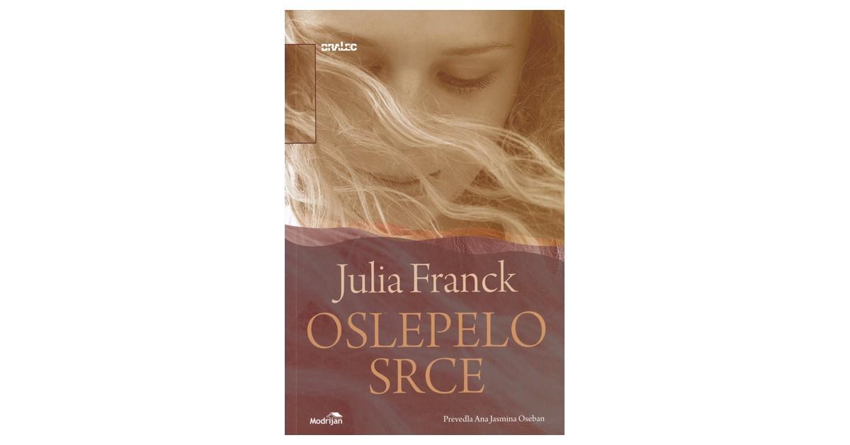 Oslepelo srce - Julia Franck | Fundacionsinadep.org
