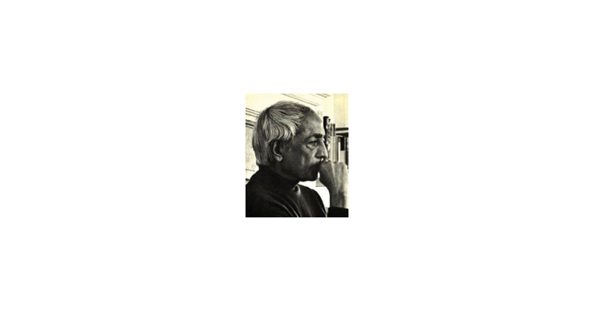 Osvoboditev od znanega - Jiddu Krishnamurti | Fundacionsinadep.org