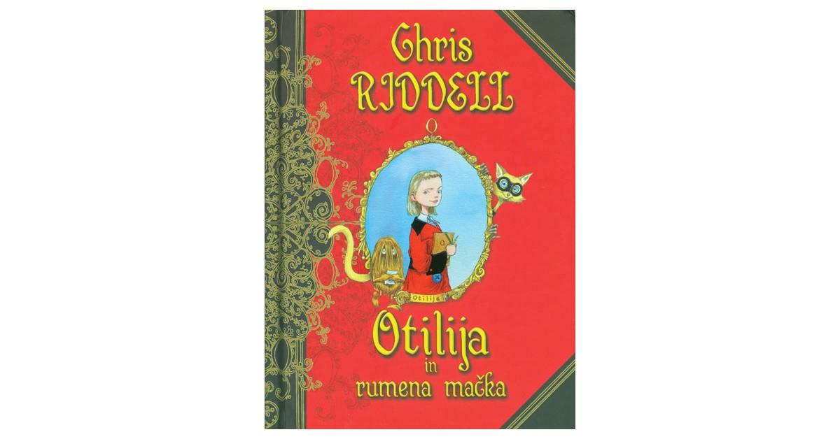 Otilija in rumena mačka - Chris Riddell   Menschenrechtaufnahrung.org