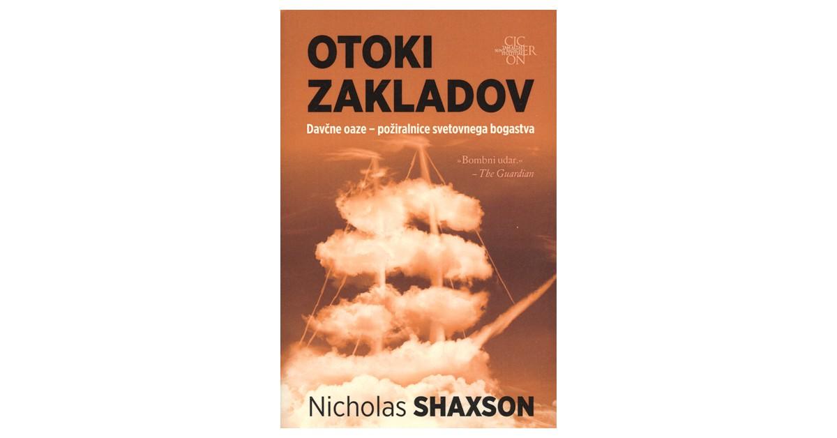 Otoki zakladov - Nicholas Shaxson   Menschenrechtaufnahrung.org