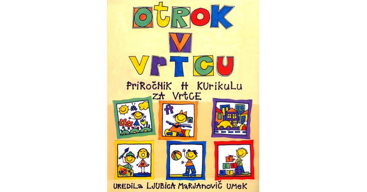Otrok v vrtcu - Robi Kroflič, ... [et al.]   Fundacionsinadep.org