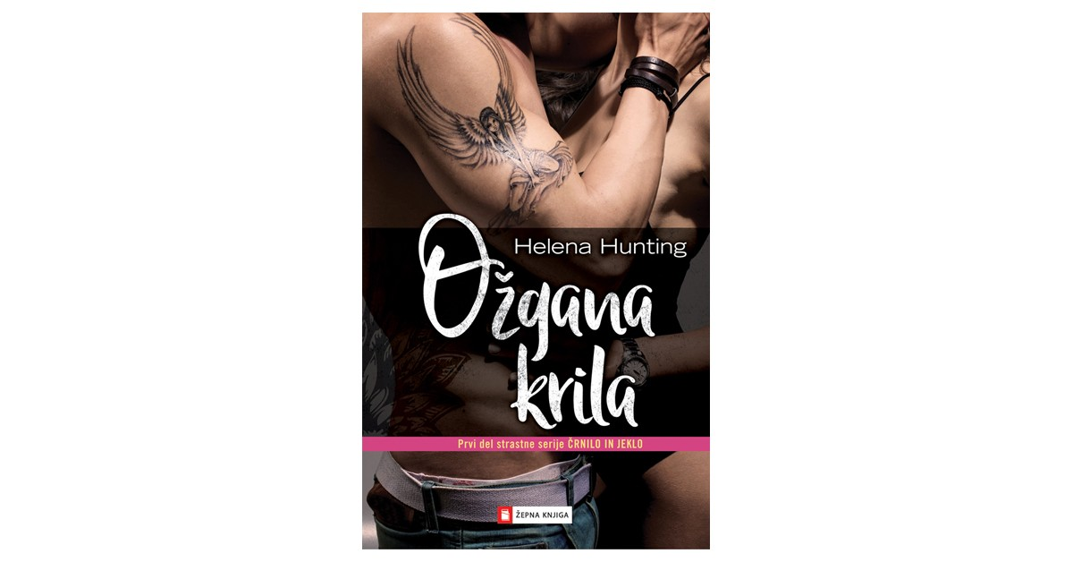 Ožgana krila - Helena Hunting | Menschenrechtaufnahrung.org