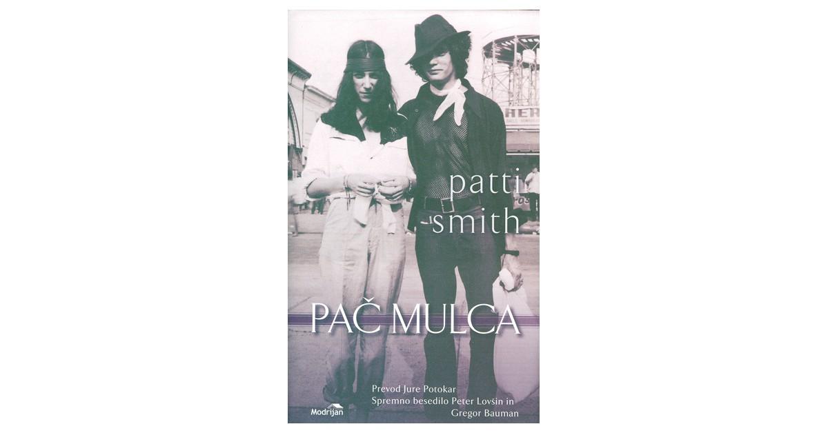 Pač mulca - Patti Smith | Fundacionsinadep.org