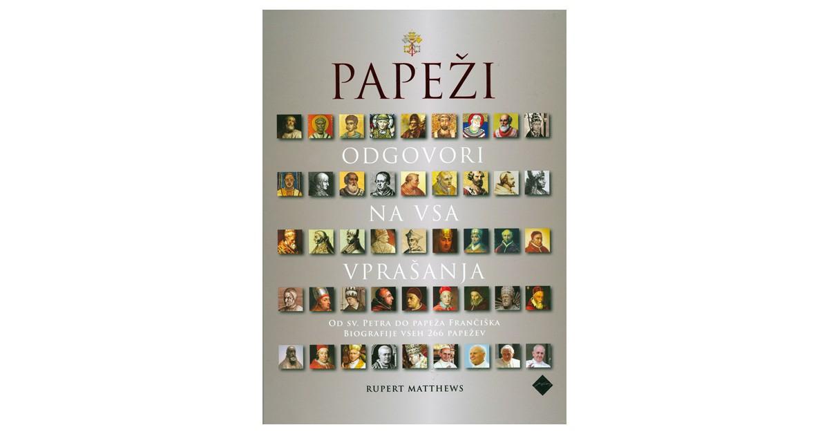 Papeži - Rupert Matthews   Menschenrechtaufnahrung.org