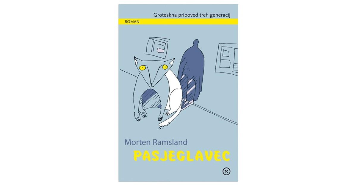 Pasjeglavec - Morten Ramsland | Fundacionsinadep.org