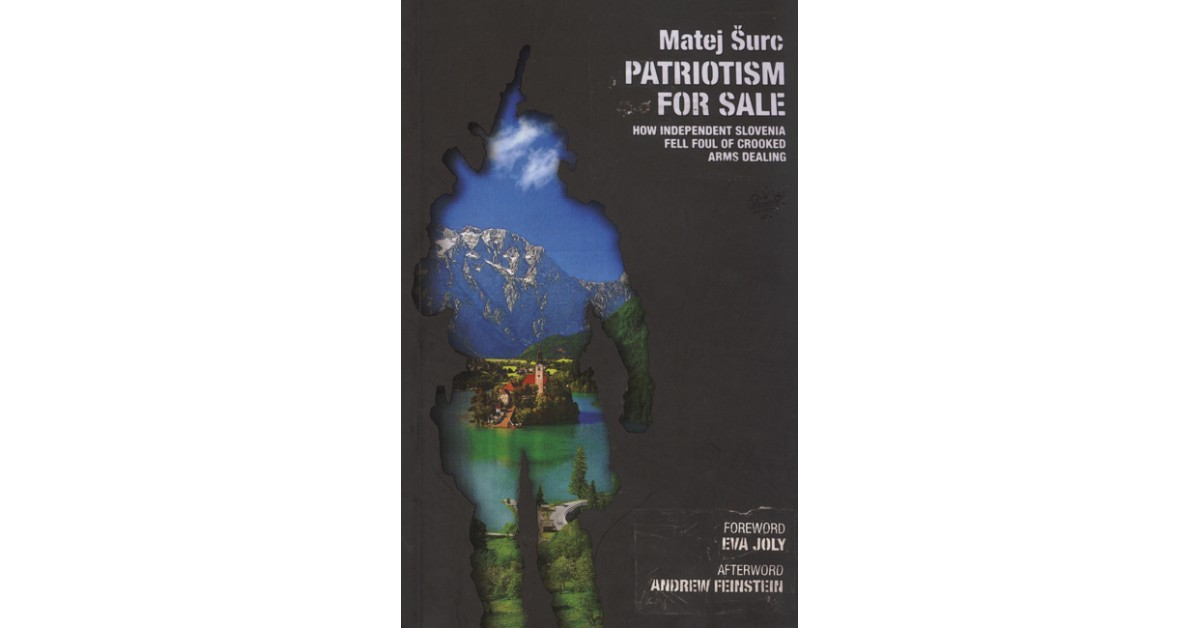 Patriotism for sale - Matej Šurc | Fundacionsinadep.org