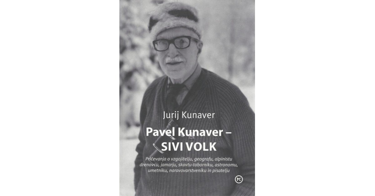 Pavel Kunaver - Sivi volk - Jurij Kunaver   Fundacionsinadep.org