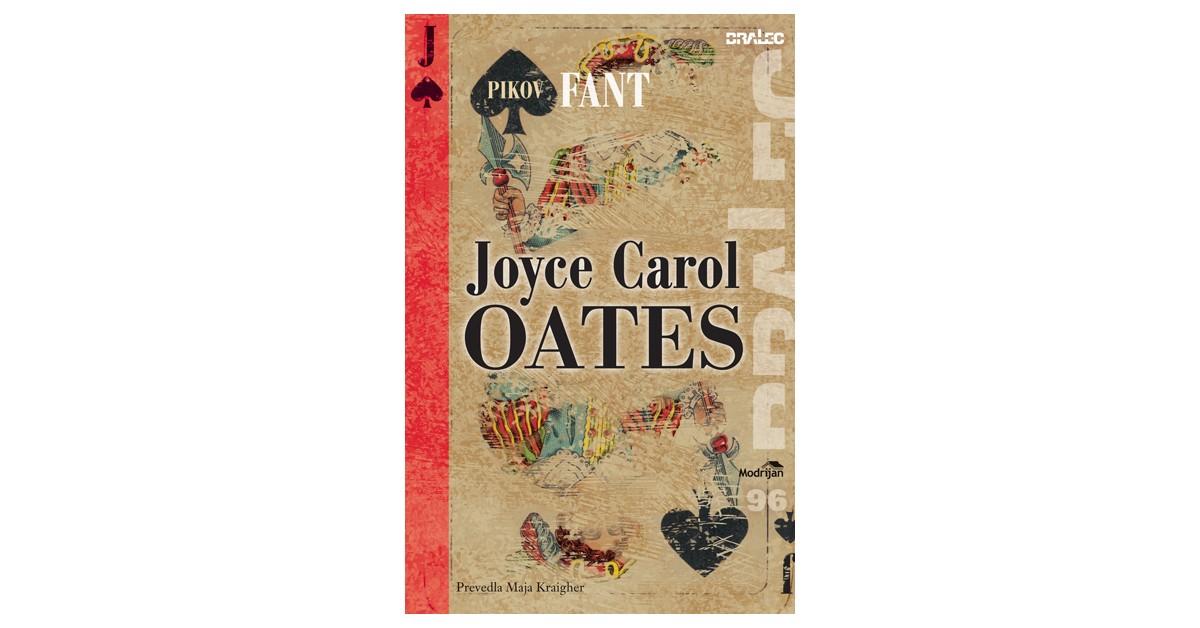 Pikov fant - Joyce Carol Oates | Fundacionsinadep.org