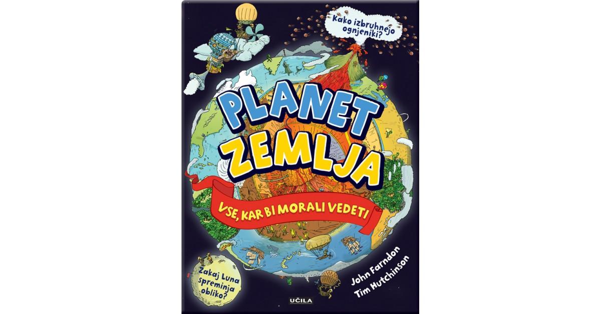 Planet Zemlja - John Farndon   Fundacionsinadep.org