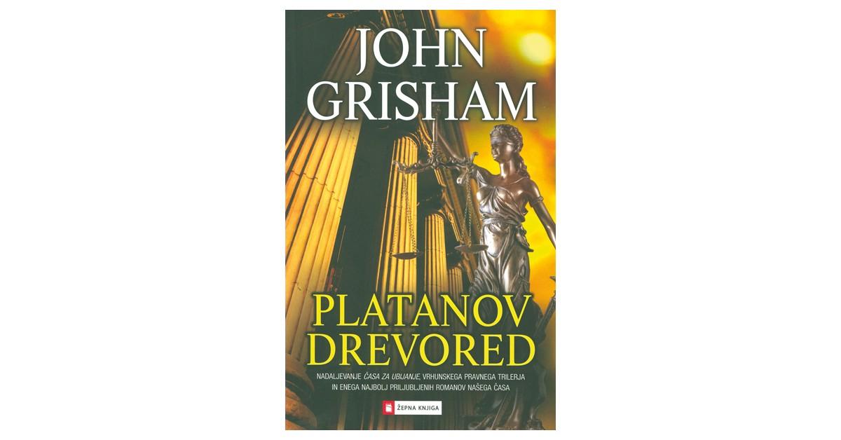 Platanov drevored - John Grisham   Fundacionsinadep.org