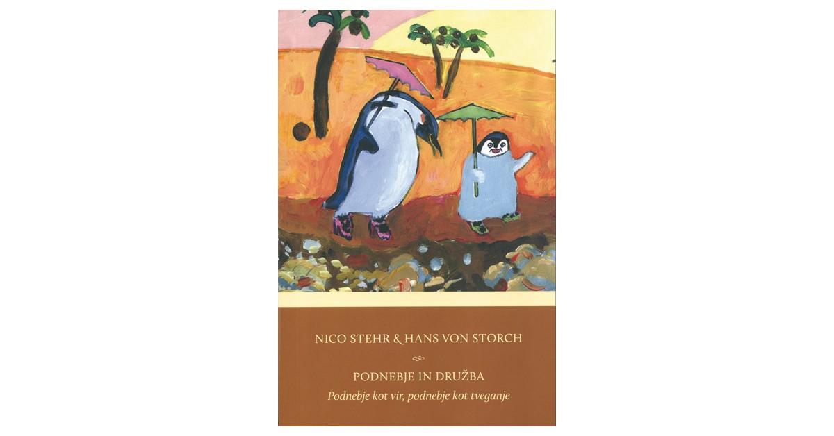 Podnebje in družba - Nico Stehr, Hans von Storch | Fundacionsinadep.org
