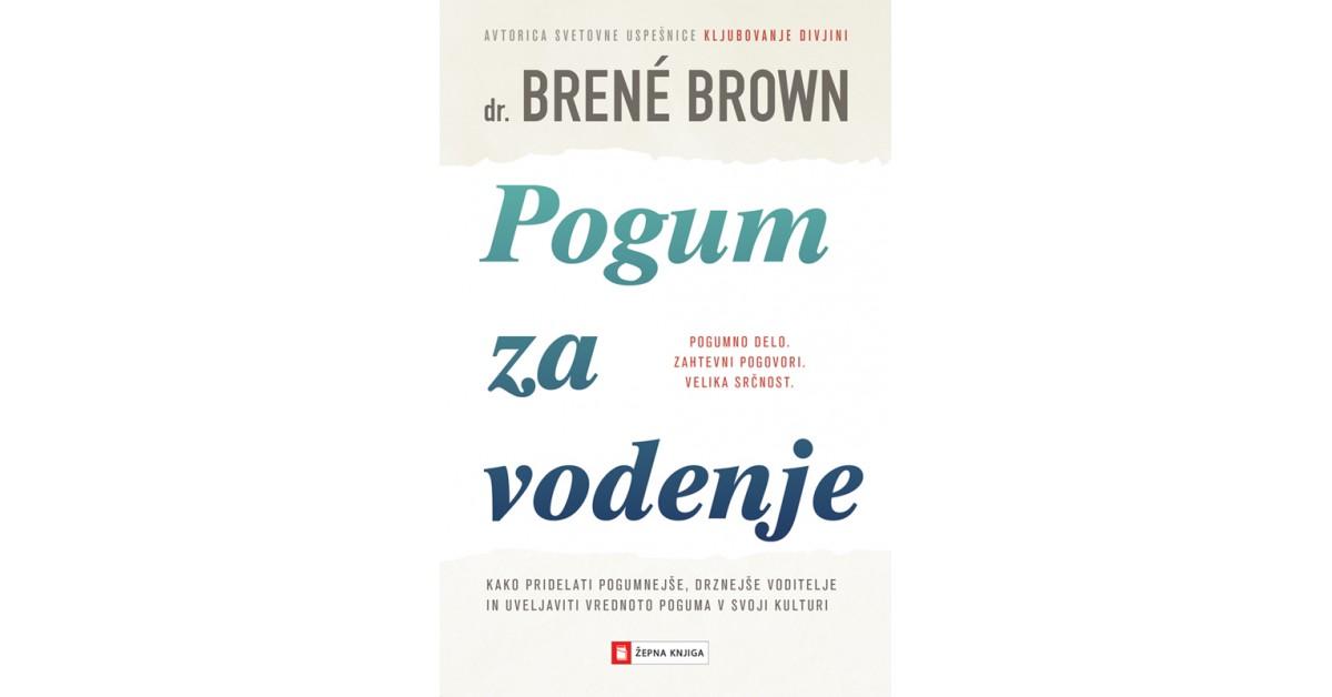 Pogum za vodenje - Brené Brown | Menschenrechtaufnahrung.org
