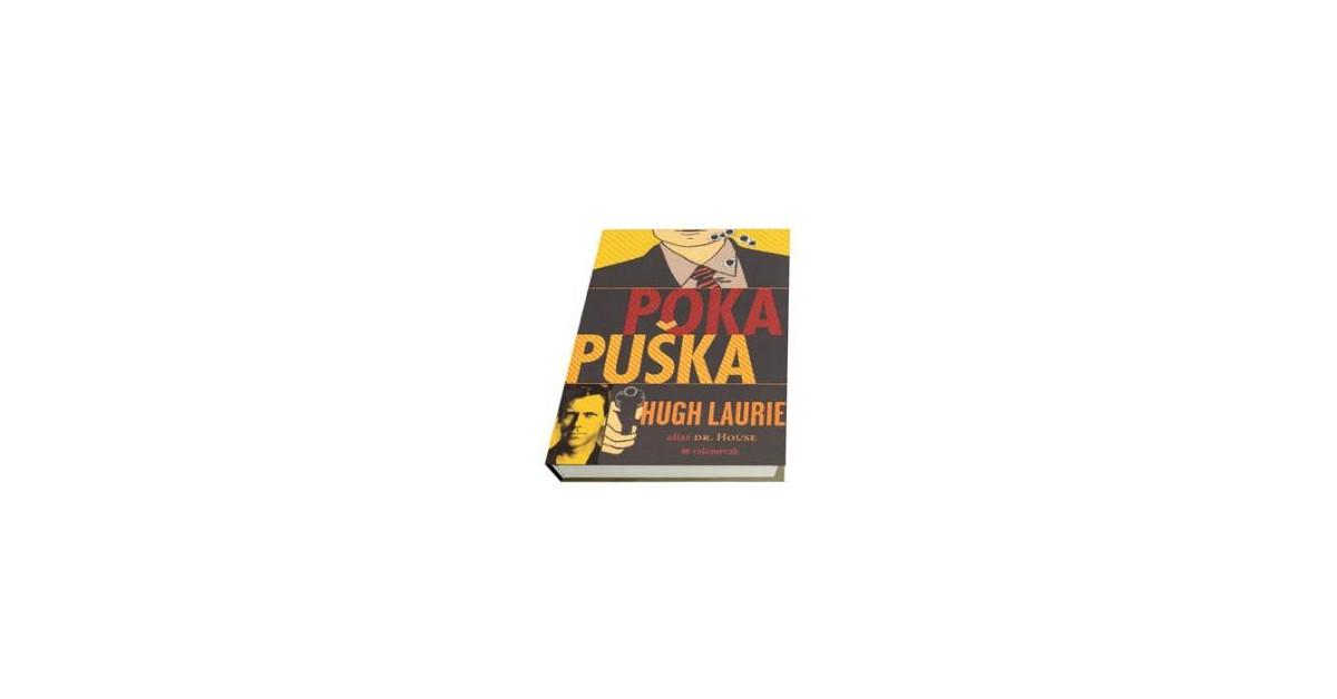 Pokapuška - Hugh Laurie | Fundacionsinadep.org