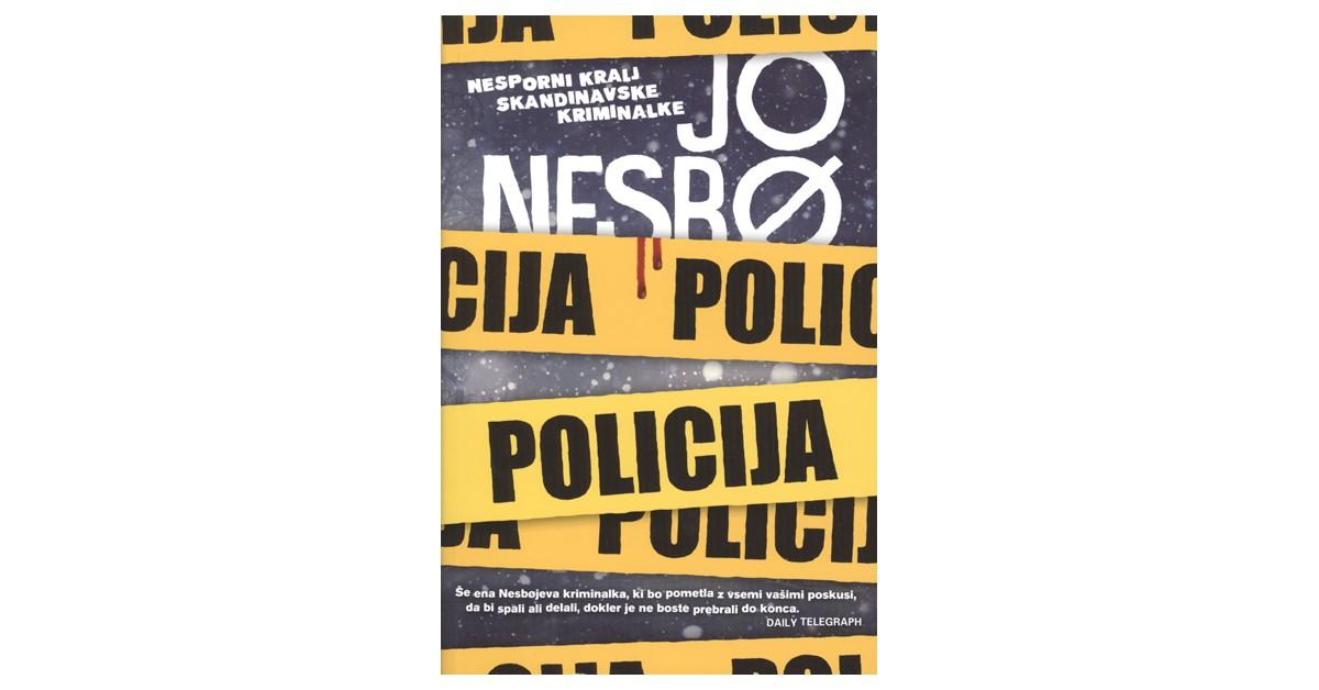 Policija - Jo Nesbø | Menschenrechtaufnahrung.org
