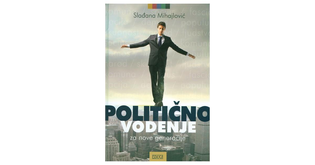 Politično vodenje za nove generacije - Slađana Mihajlovič   Fundacionsinadep.org