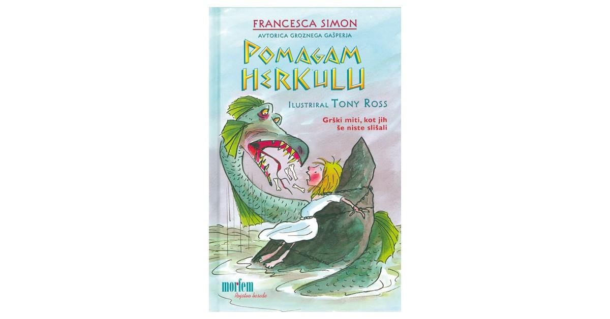 Pomagam Herkulu - Francesca Simon   Menschenrechtaufnahrung.org