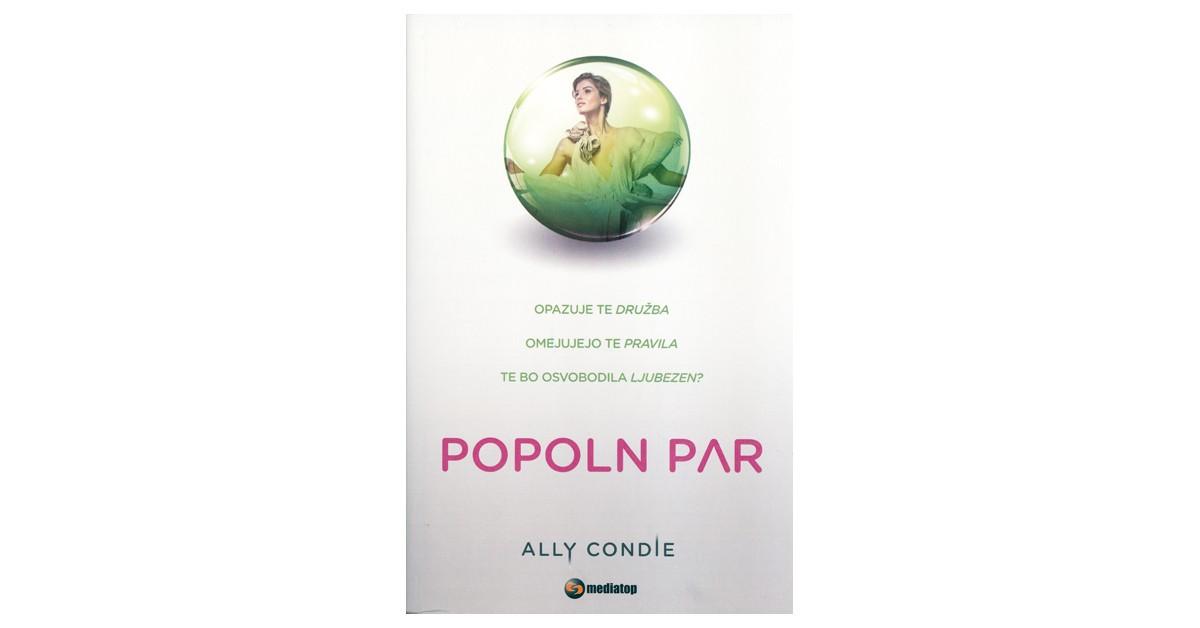 Popoln par - Ally Condie | Fundacionsinadep.org