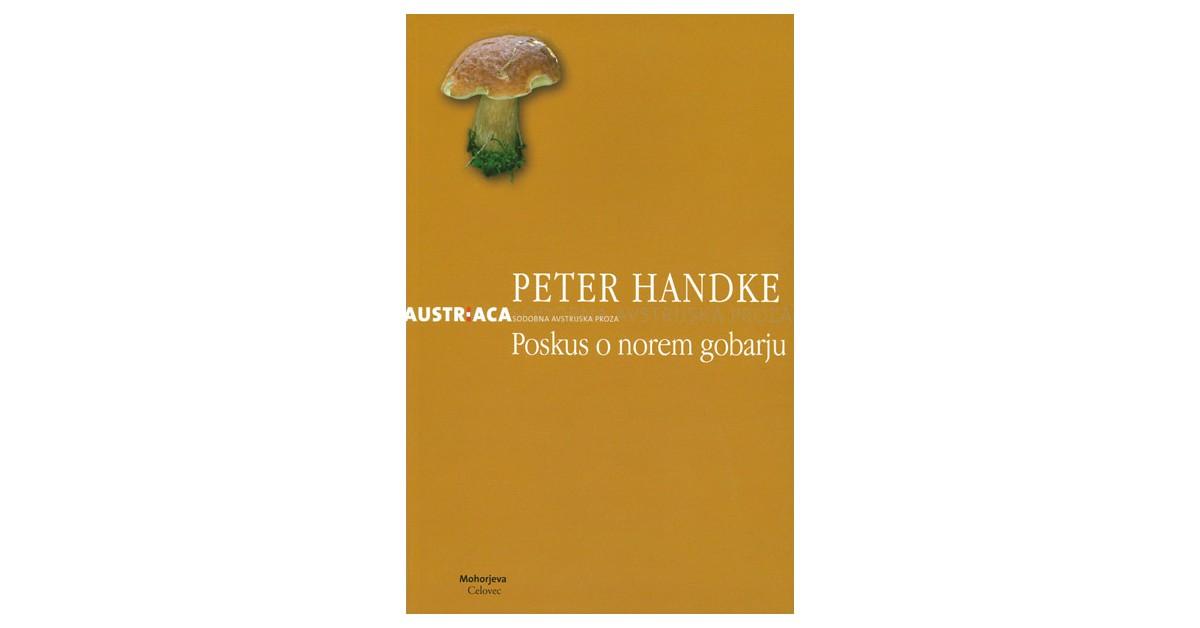 Poskus o norem gobarju - Peter Handke | Fundacionsinadep.org