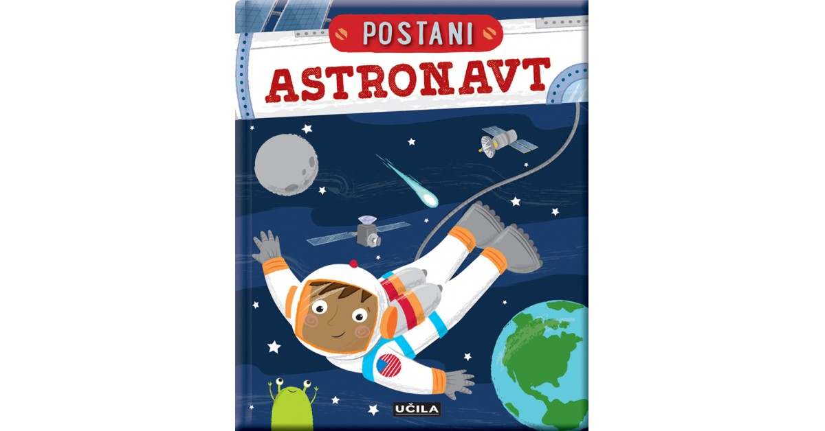 Postani astronavt - Cath Ard | Fundacionsinadep.org