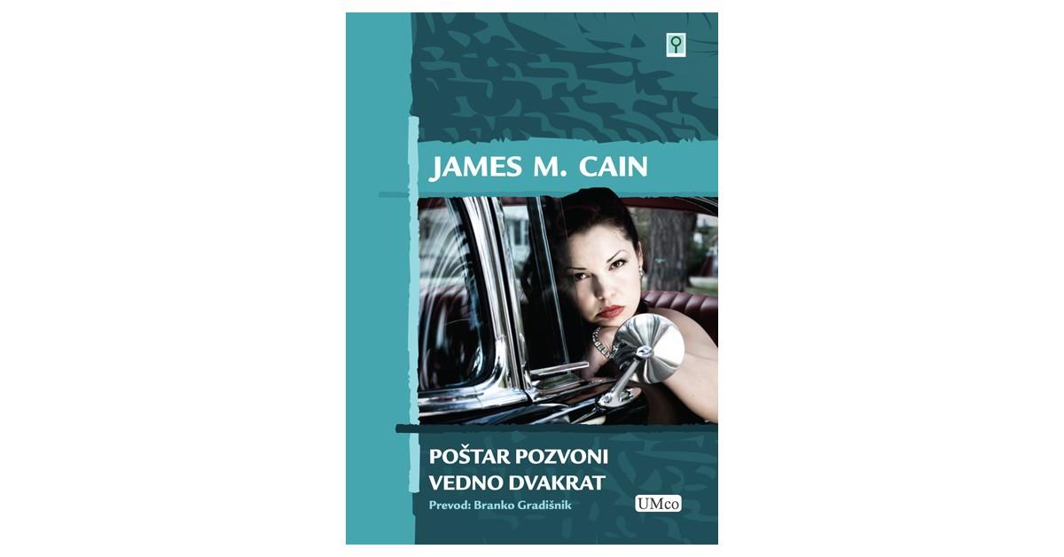 Poštar pozvoni vedno dvakrat - James M. Cain   Fundacionsinadep.org