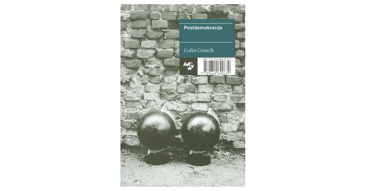 Postdemokracija - Colin Crouch | Menschenrechtaufnahrung.org