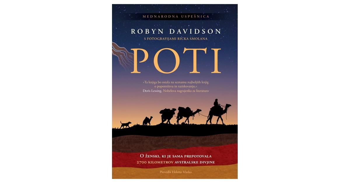Poti - Robyn Davidson | Menschenrechtaufnahrung.org