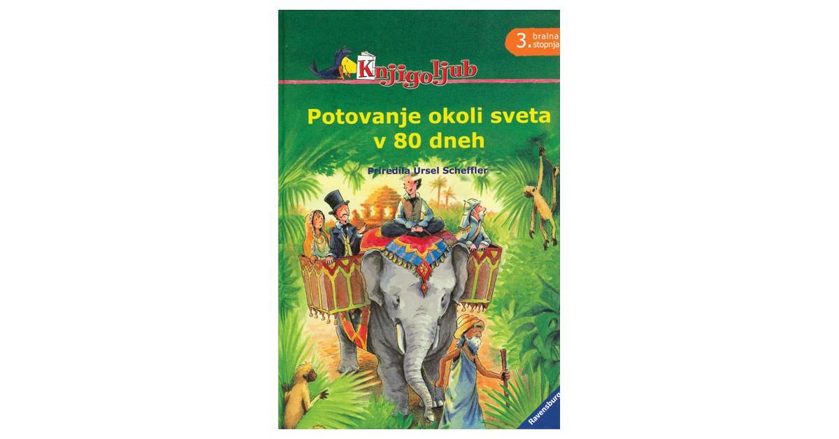 Potovanje okoli sveta v 80 dneh - Jules Verne | Menschenrechtaufnahrung.org