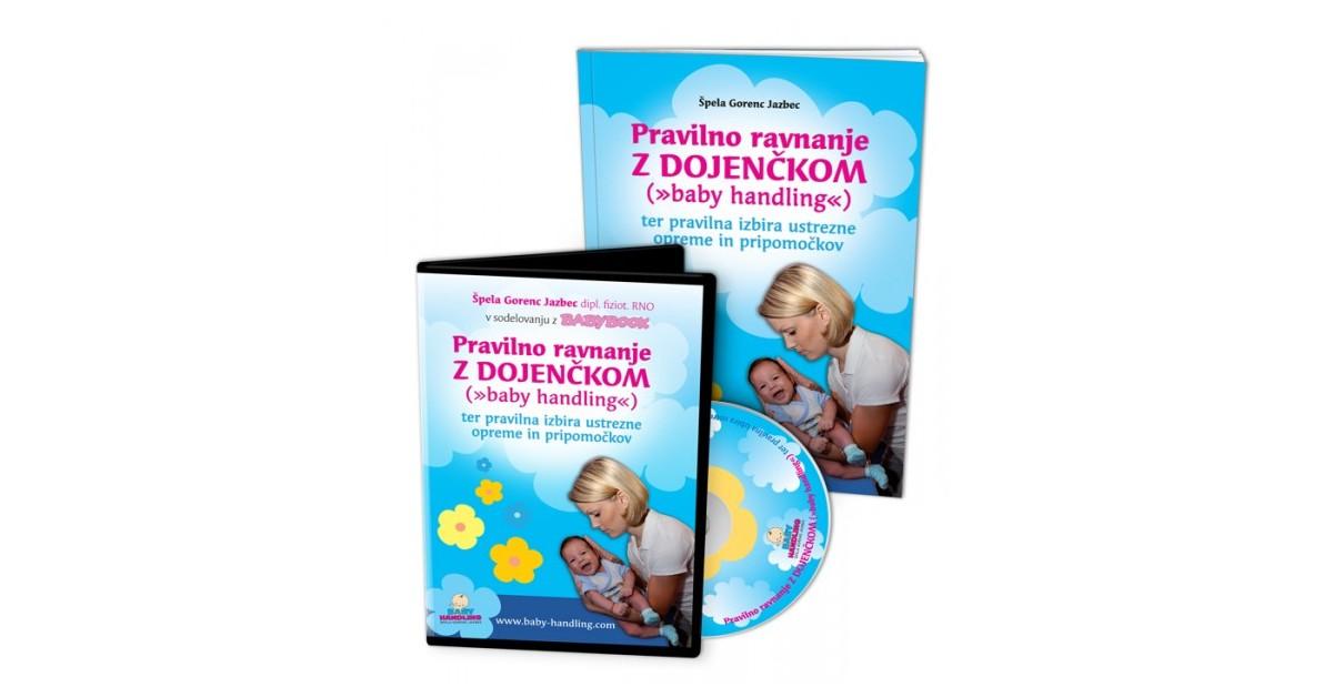 Pravilno ravnanje z dojenčkom (baby handling) ter pravilna izbira ustrezne opreme in pripomočkov - Špela Gorenc Jazbec   Menschenrechtaufnahrung.org