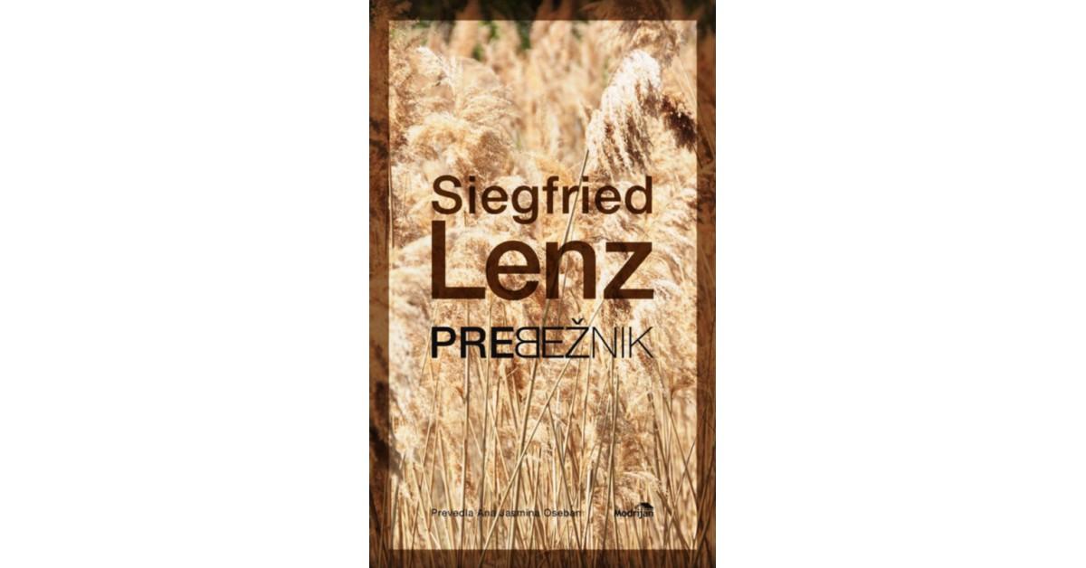 Prebežnik - Siegfried Lenz | Menschenrechtaufnahrung.org