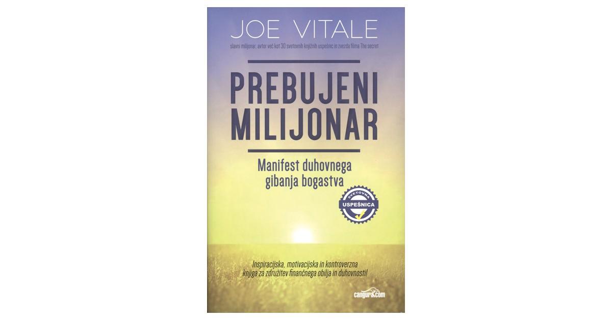 Prebujeni milijonar - Joe Vitale | Fundacionsinadep.org