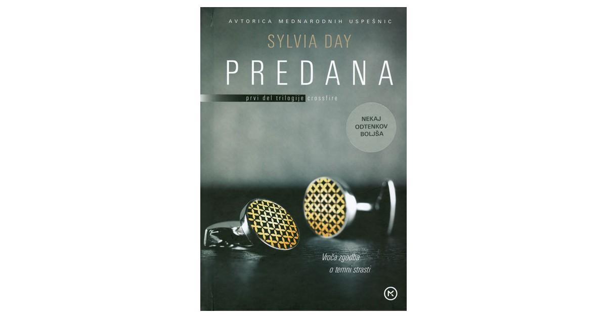 Predana - Sylvia Day   Fundacionsinadep.org