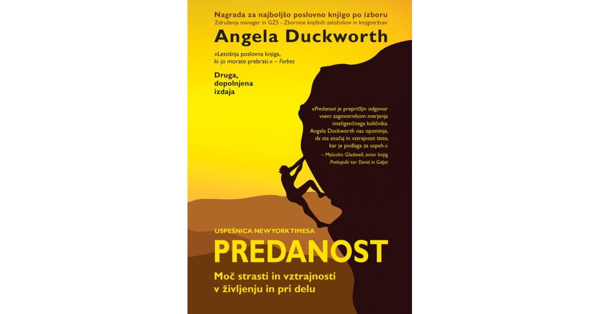 Predanost - Angela Duckworth | Fundacionsinadep.org