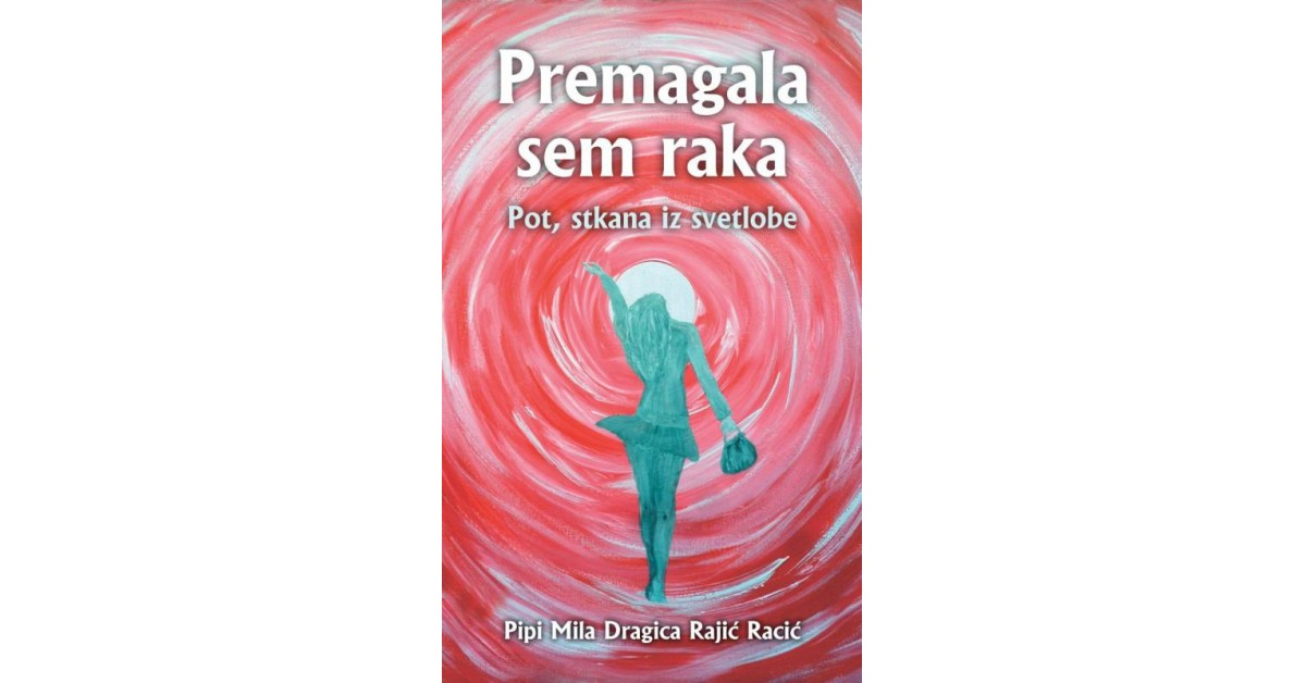 Premagala sem raka - Pipi Mila Dragica Rajić Racić   Menschenrechtaufnahrung.org